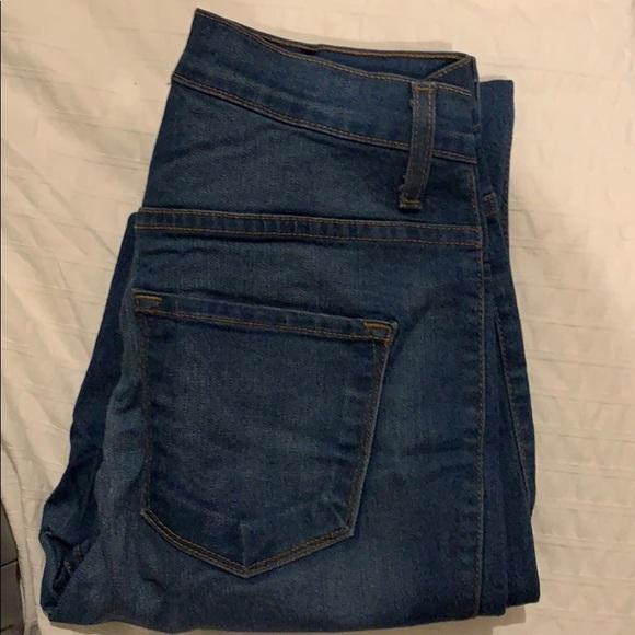 Fashion Nova Denim - Fashion nova Blue Skinny Jeans